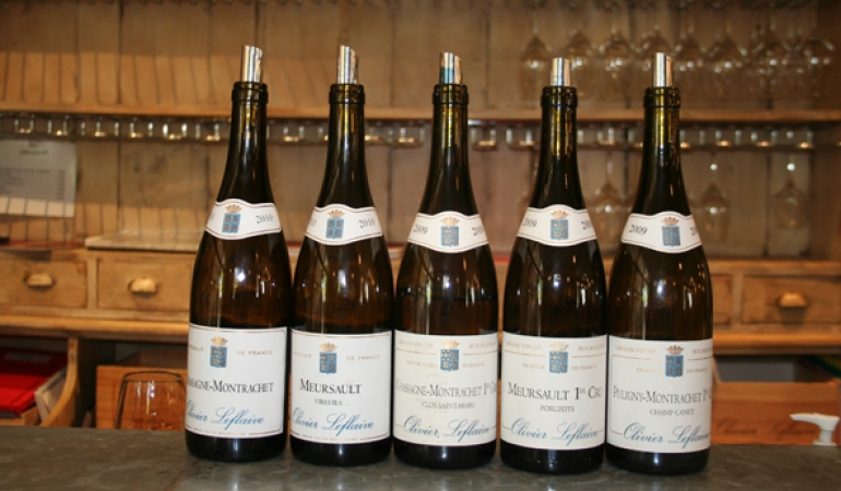 wine-tasting- at-Leflaive