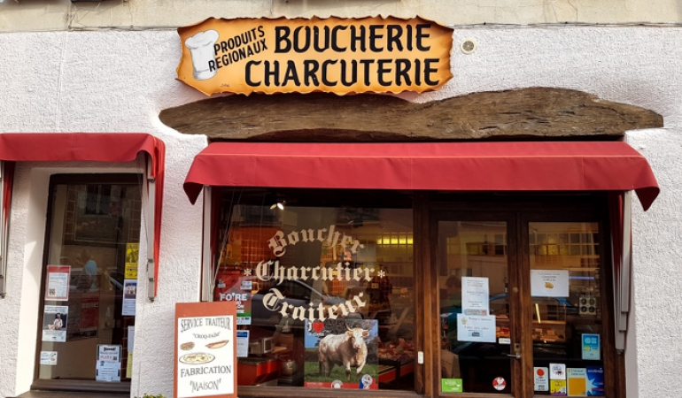Boucherie St gengoux le national